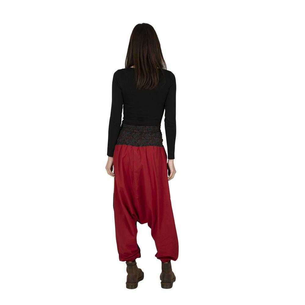 Sarouel ethnique imprimé pour homme ou femme Sohag 323317