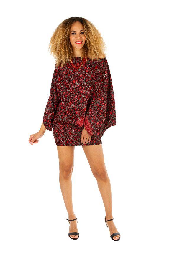 Sarouel ethnique sarwel femme 3en1 look baba-chic Viky 311445