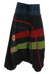 Sarouel femme à porter mode ethnique original coloré Dream 314832