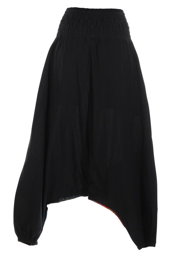 Sarouel femme chic pas cher en coton sport hiver Dream 314843