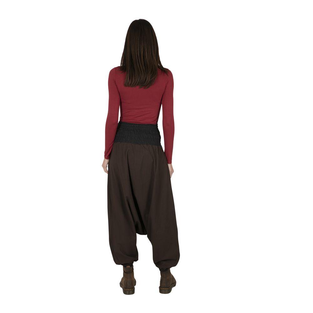 Sarouel femme chic pas cher en coton sport hiver Dream 323313