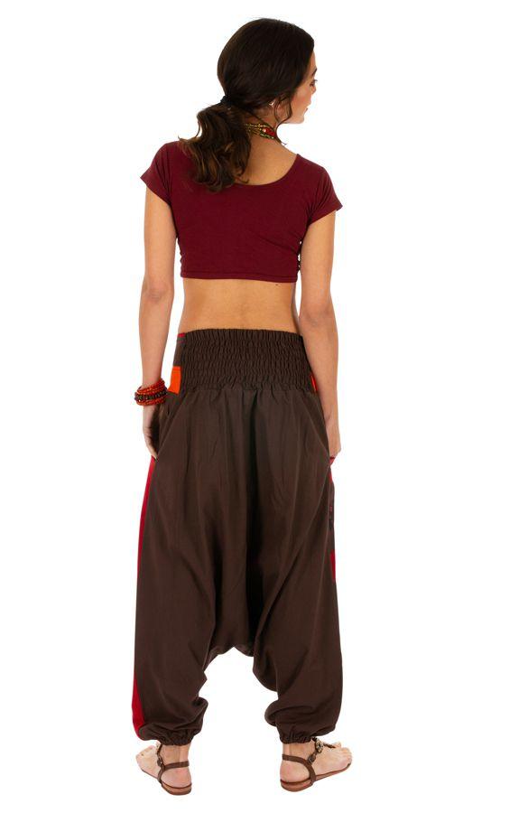 Sarouel femme chic sport yoga détente pas cher Lylouen 314100