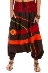 Sarouel femme élégant sarouelle ethnique pas cher Dream 314128