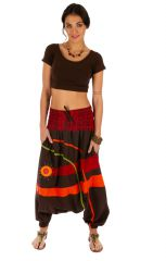 Sarouel femme élégant sarouelle ethnique pas cher Dream 314129