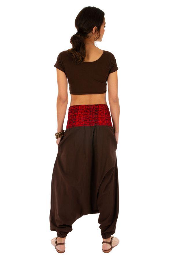 Sarouel femme élégant sarouelle ethnique pas cher Dream 314130