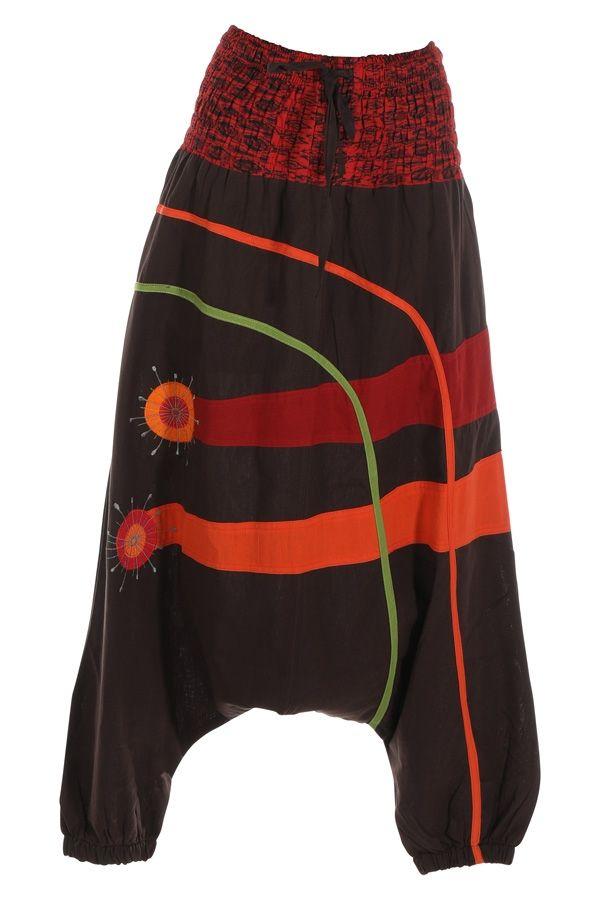 Sarouel femme élégant sarouelle ethnique pas cher Dream 314834