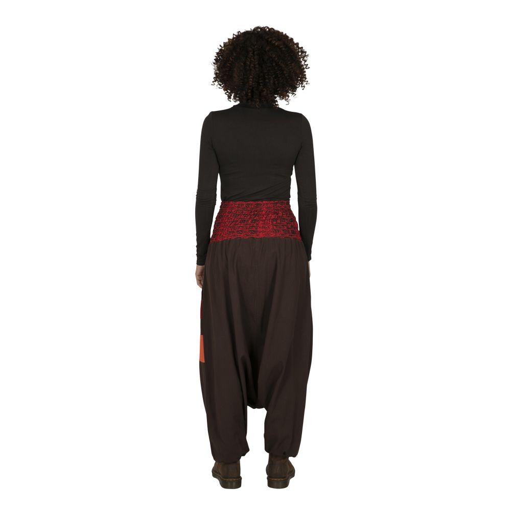 Sarouel femme élégant sarouelle ethnique pas cher Dream 323309