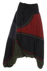 Sarouel femme et homme à porter mode ethnique pas cher Lylouen 314812