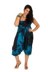Sarouel femme grande taille pantalon jogging bouffant Maelig 306388