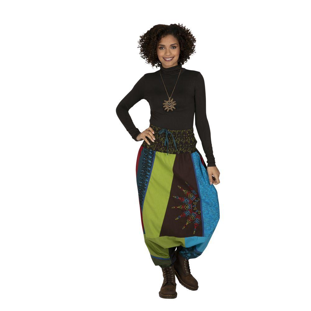 Sarouel femme multi-saison coloré et chic Gwendal 323320