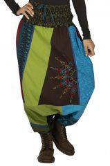Sarouel femme multi-saison coloré et chic Gwendal 323340