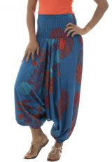Sarouel femme original en coton pour l'été Roxana 291452