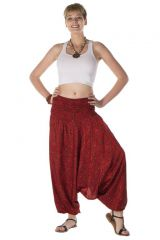 Sarouel femme original transformable indien Brieuc 288034