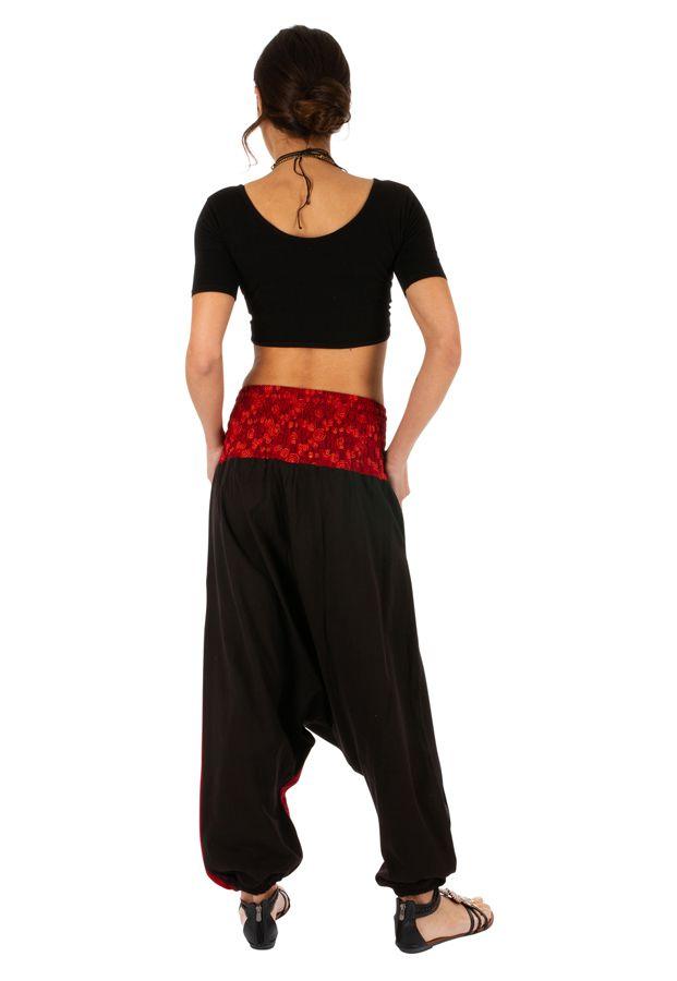 Sarouel femme ou homme patchwork et ethnique Assouan 314189