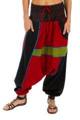 Sarouel femme ou homme patchwork et ethnique Assouan 314190