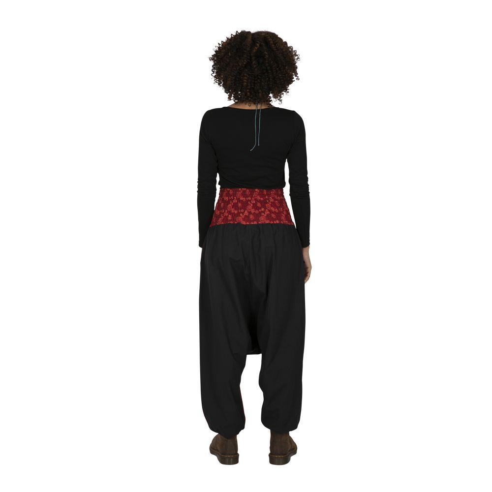 Sarouel femme ou homme patchwork et ethnique Assouan 323315