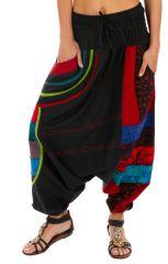 Sarouel femme pas cher original mode ethnique Shann 314110