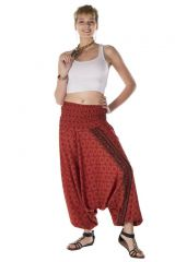 Sarouel femme transformable style indien Caleb 287977