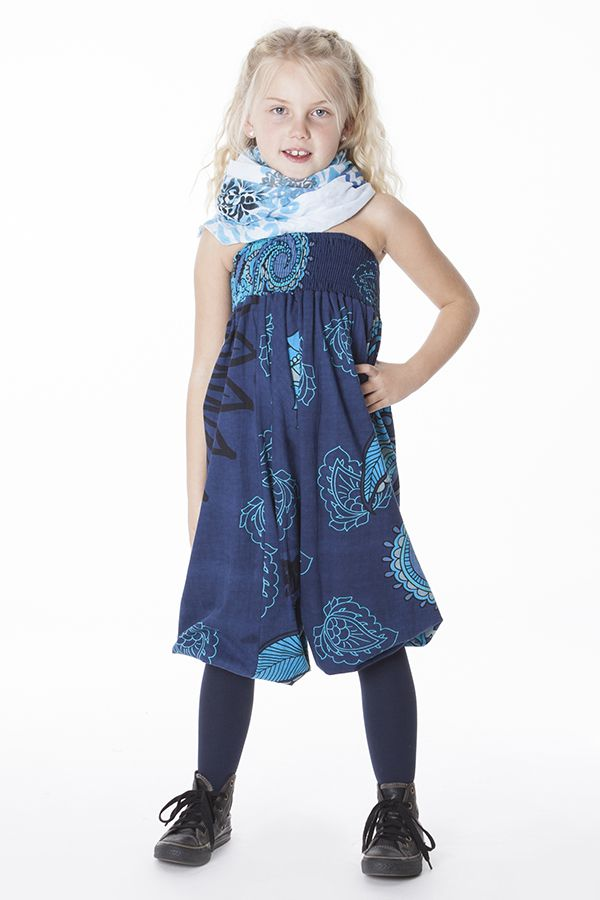 Sarouel Fille Transformable en Tunique et Combinaison Sakura 286317