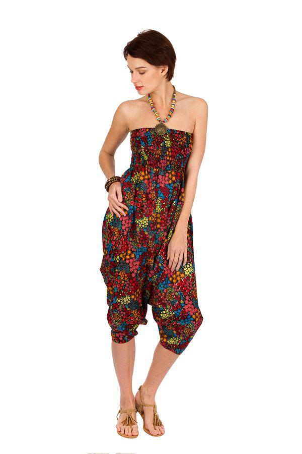 Sarouel glamour vêtement multi-fonctions 3en1 Agnès 289478