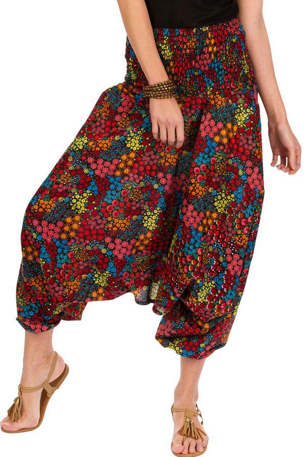 Sarouel glamour vêtement multi-fonctions 3en1 Agnès 292296