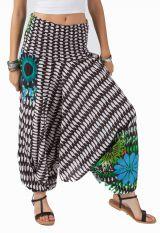 Sarouel Indien vêtement multi-fonctions 3en1 Agnès 292302