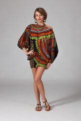 Sarouel multicolore vêtement multifonctions 3 en 1 Yasmina 289405