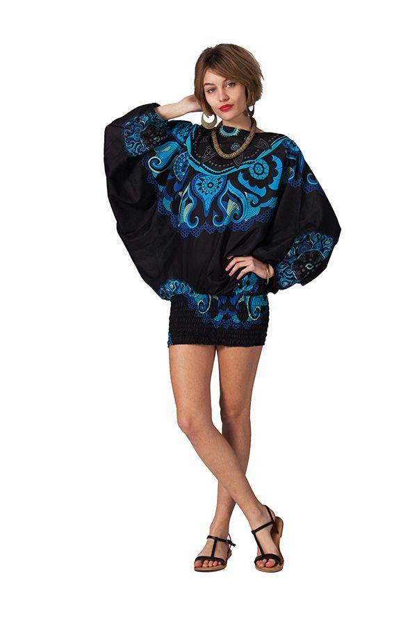 Sarouel noir pour femme Prisyllia 319602