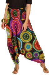 Sarouel original pour femme vêtement multi-fonctions 3en1 Agnès 292292