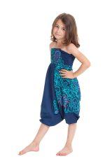 Sarouel pour Enfant Transformable Imprimé Ethnique Buzzie 280057