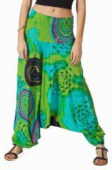 Sarouel pour femme 3 en 1 Ethnique et Original Rayen 292419