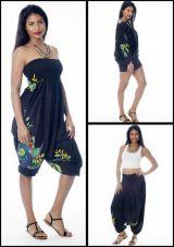 Sarouel pour femme 3en1 Original et Ethnique Udaya 283888