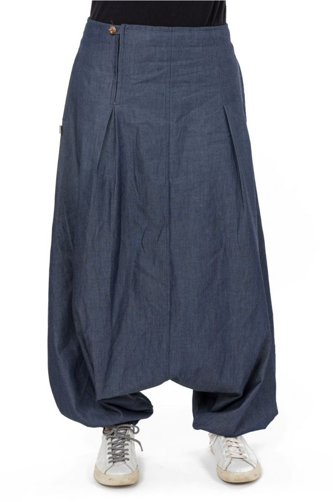 Sarouel pour femme en jean doux ethnique et fun Cotonou 313510
