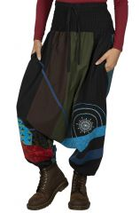 Sarouel pour femme ethnique et tendance Karl 323341