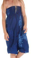 Sarouel pour Fille Transformable Original et Coloré Athéna 279981