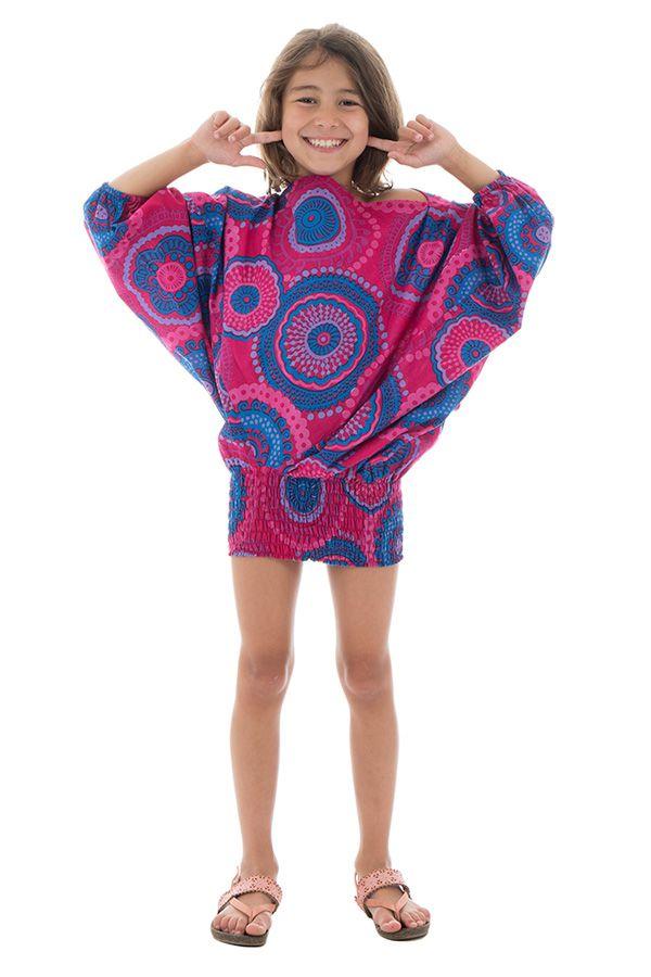 Sarouel seventies 3en1 pour enfant avec imprimés Dalia 294801