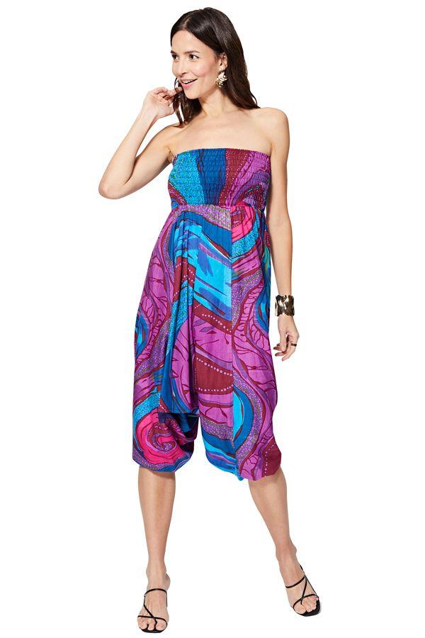 Sarouel transformable en robe ou combi clinton 325526