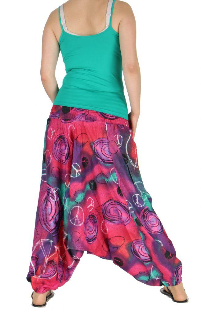 Sarouel transformable en robe ou combi dimita 263578