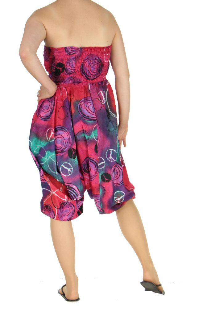 Sarouel transformable en robe ou combi dimita 263579
