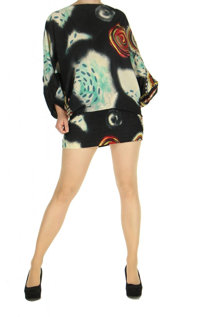 Sarouel transformable en robe ou combi nataelle 263589