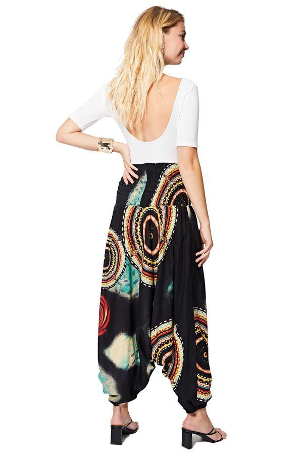 Sarouel transformable en robe ou combi nataelle 325532