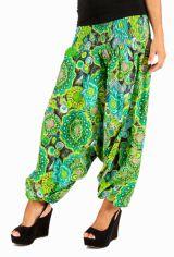 Sarouel vert vêtement transformable 3en1 Chevy 292310