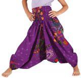 Sarouel Violet 3en1 pour Fille Original et Flashy Calliope 280071