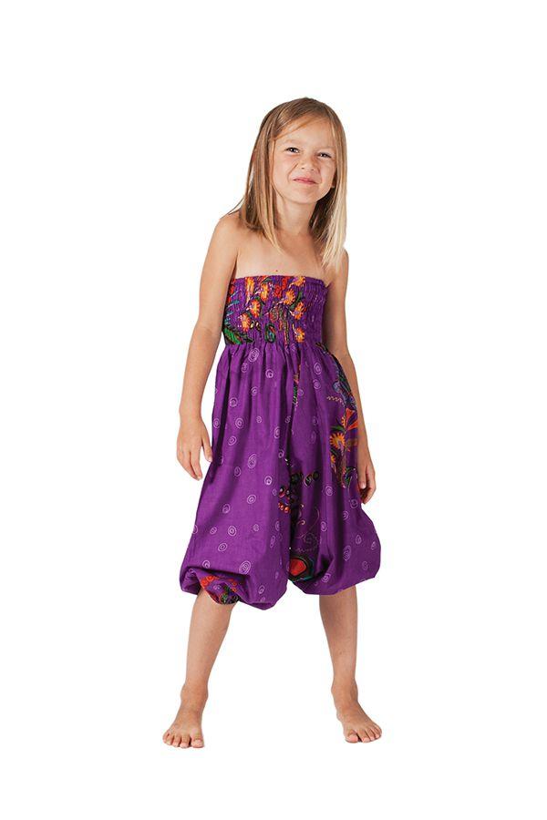 Sarouel Violet 3en1 pour Fille Original et Flashy Calliope 280075
