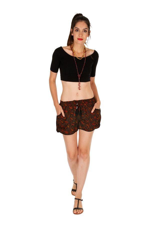 Short femme à la fois habillé et décontracté Summer