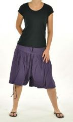 Shorty samourai violet 244420