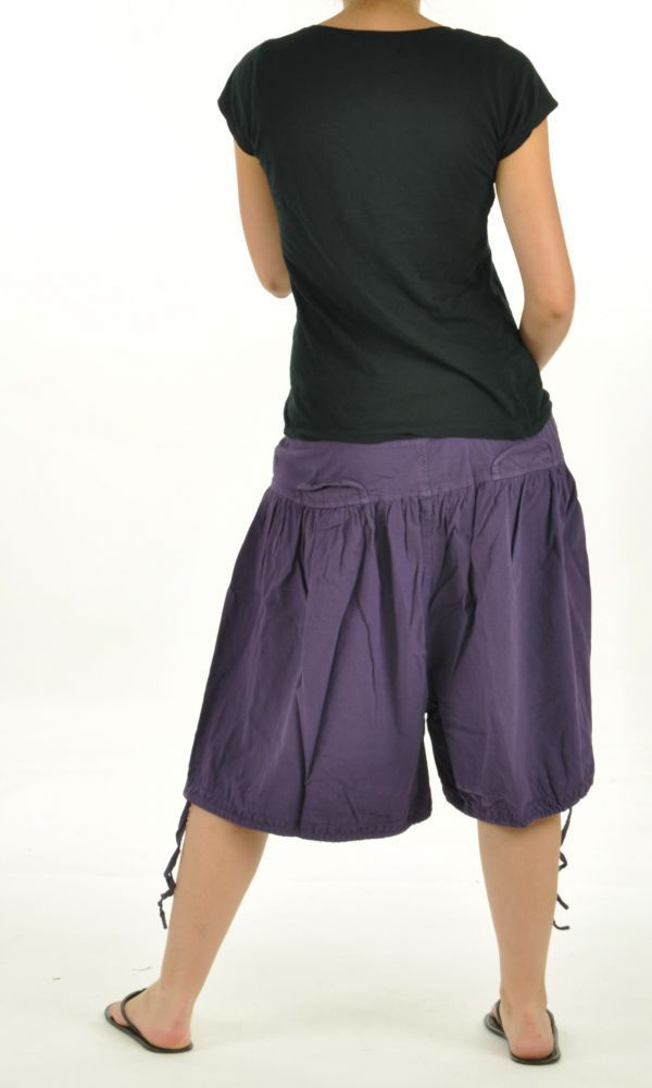 Shorty samourai violet 254599