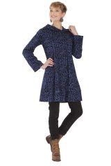 Sweat Bleu pour femme Original et Pas cher Elango 285579