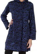 Sweat Bleu pour femme Original et Pas cher Elango 287707