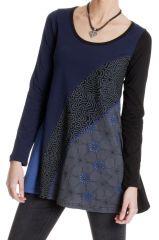 T-Shirt pour femme à manches longues Original et Ethnique Alvaro 286867